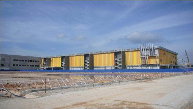 Factories Amp Warehouses Kuantibina Sdn Bhd Chartered